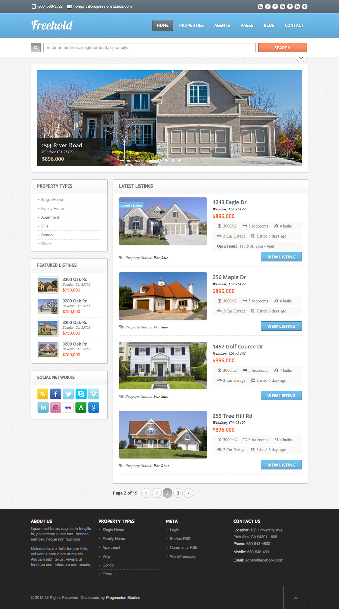 freehold-theme-wordpress-immobilier