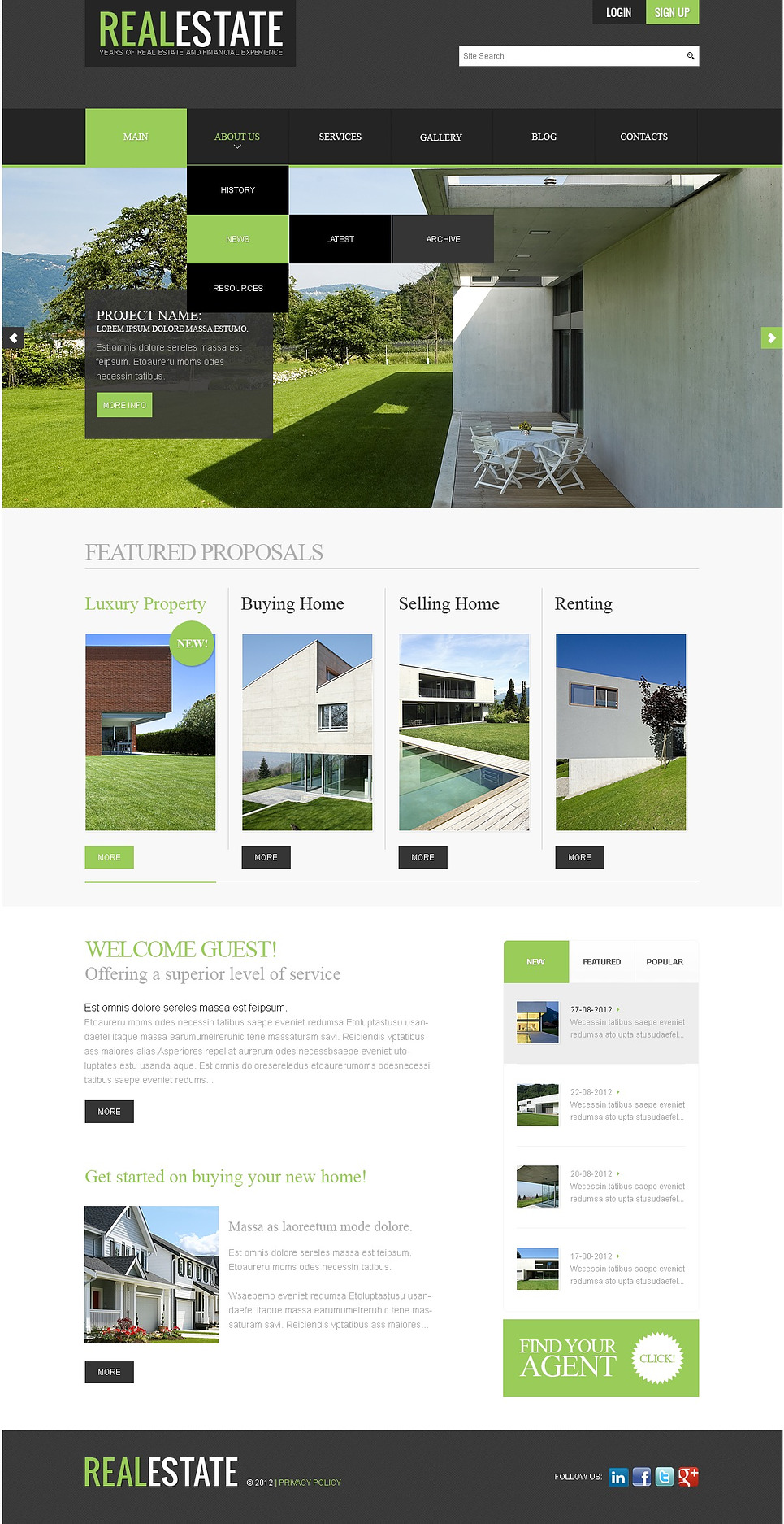 real-template-joomla-immobilier