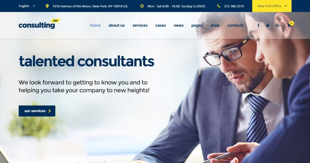 consulting-theme-wordpress-premium-consultant
